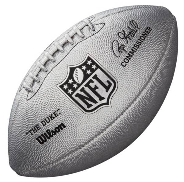 Wilson NFL Pro Replica Metallic Football product image