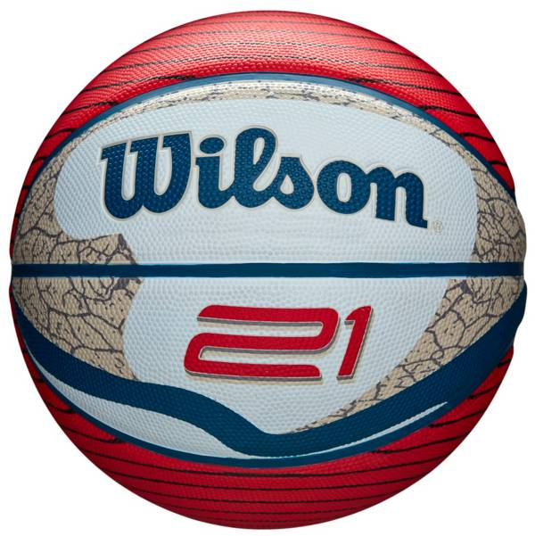 """Wilson 21 Series Youth Basketball (27.5"""") product image"""