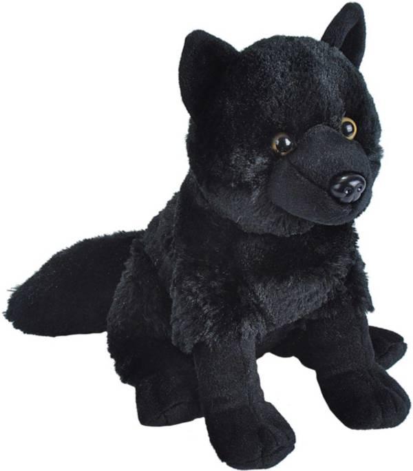 Wild Republic Cuddlekin Black Wolf Stuffed Animal product image