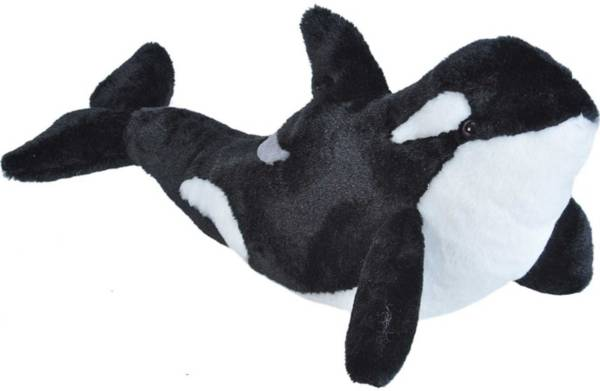 Wild Republic Cuddlekin Orca Stuffed Animal product image