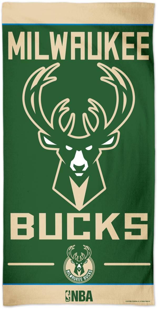 Wincraft Milwaukee Bucks Beach Towel product image