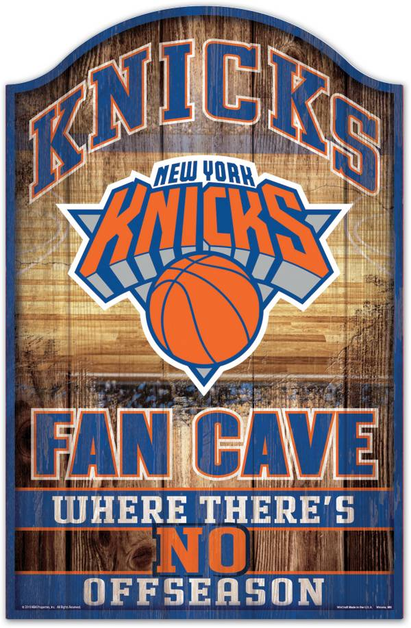"""Wincraft New York Knicks 11"""" x 17"""" Sign product image"""