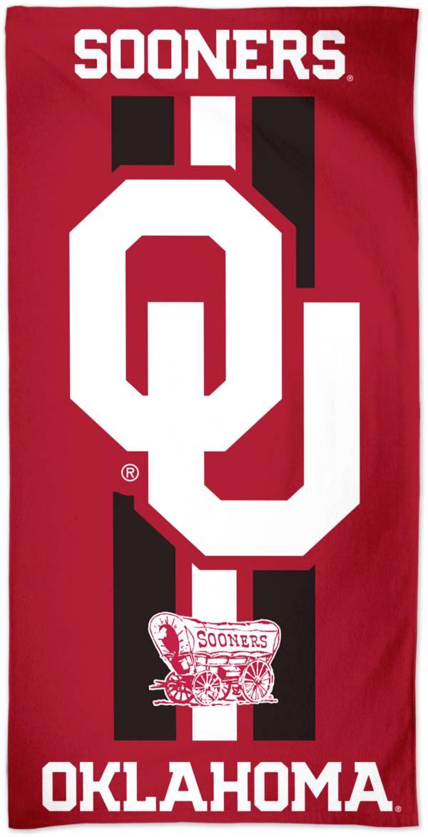 Wincraft Oklahoma Sooners Beach Towel product image