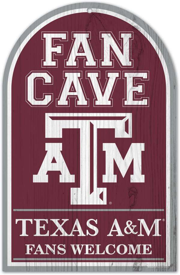 """Wincraft Texas A&M Aggies 11"""" x 17"""" Sign product image"""