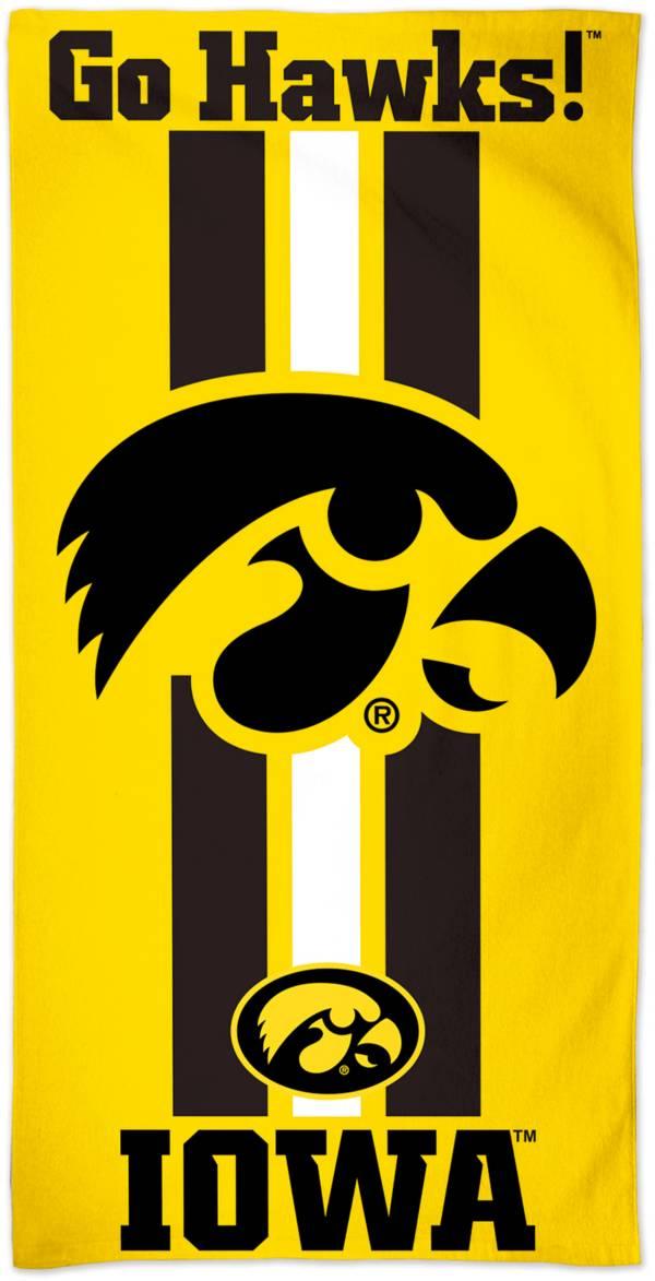 Wincraft Iowa Hawkeyes Beach Towel product image