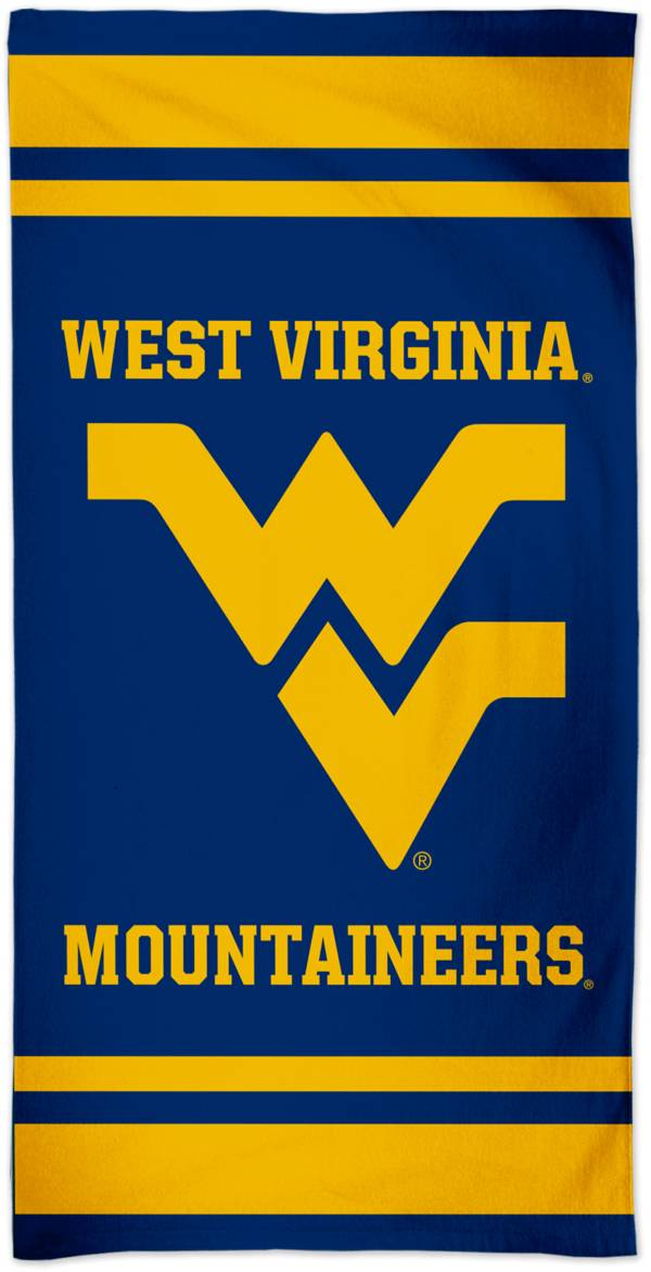 Wincraft West Virginia Mountaineers Beach Towel product image