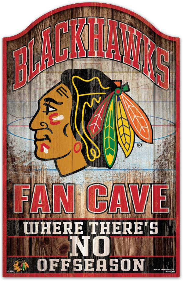 "Wincraft Chicago Blackhawks 11"" x 17"" Sign product image"