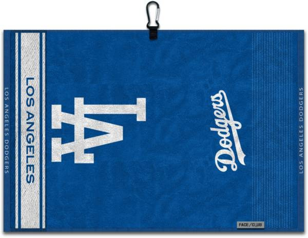 Team Effort Los Angeles Dodgers Embroidered Face-Club Golf Towel product image