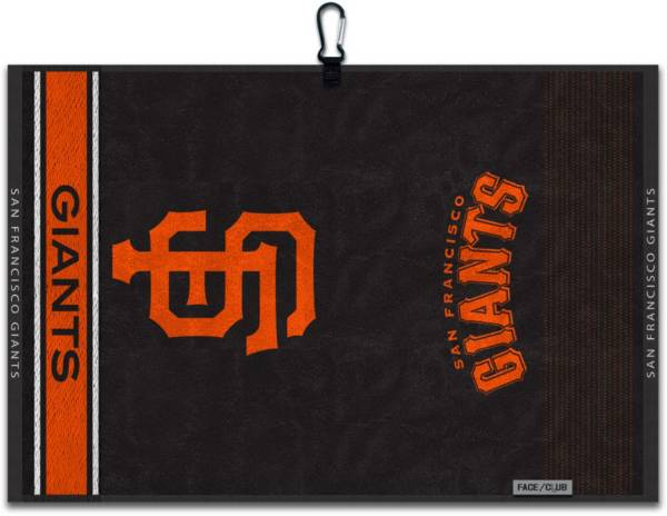 Team Effort San Francisco Giants Embroidered Face-Club Golf Towel product image