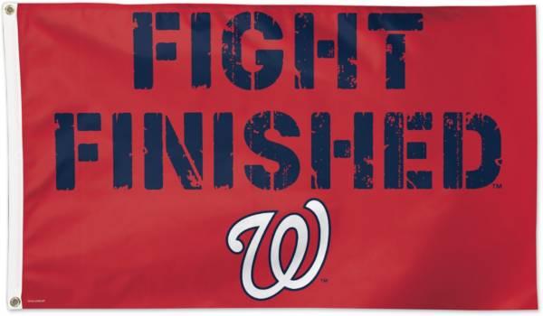 Wincraft Washington Nationals Fight Finished 3' X 5' Flag product image