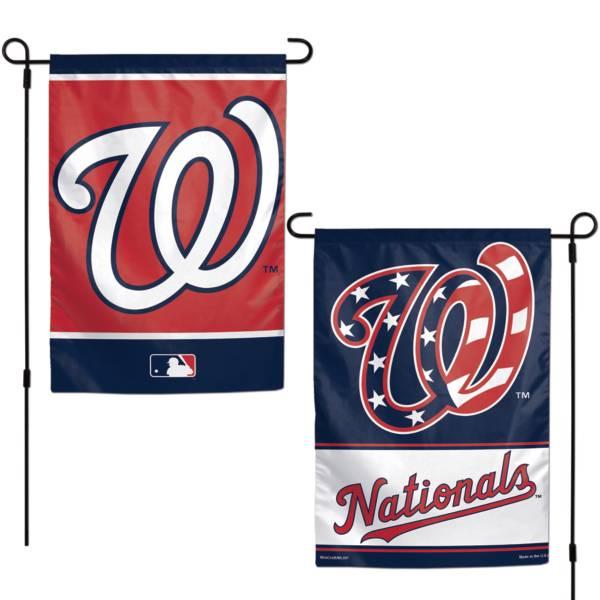 WinCraft Washington Nationals Garden Flag product image