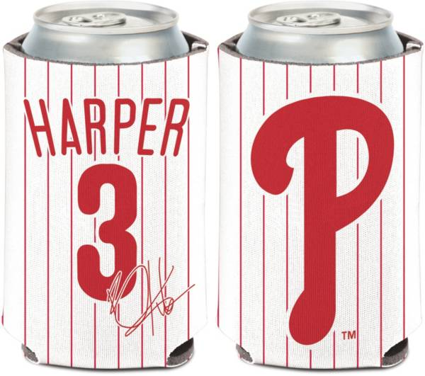 WinCraft Philadelphia Phillies Bryce Harper Can Cooler product image