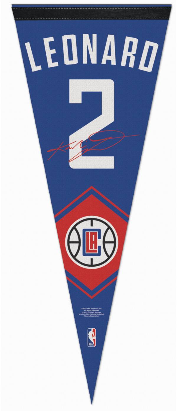 WinCraft Los Angeles Clippers Kawhi Leonard Pennant product image