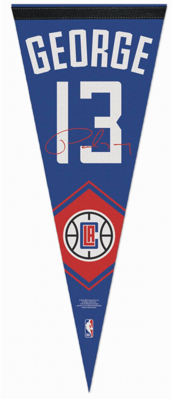 WinCraft Los Angeles Clippers Paul George Pennant product image