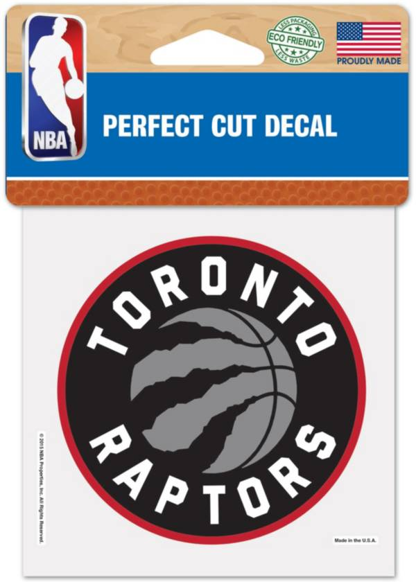 WinCraft Toronto Raptors Decal product image