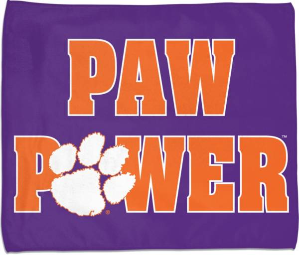 WinCraft Clemson Tigers Rally Towel product image