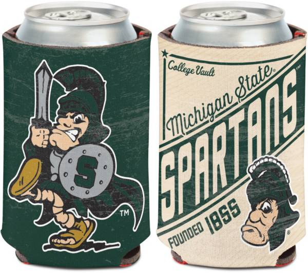 WinCraft Michigan State Spartans Vault Can Cooler product image