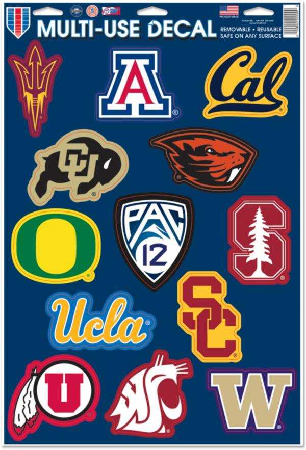 WinCraft NCAA PAC 12 All Team Decal product image