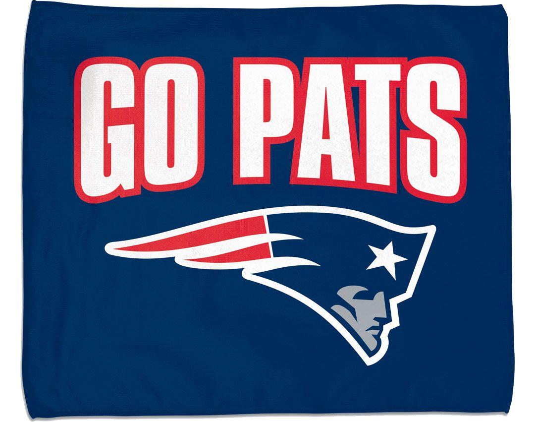 Go Patriots >> Wincraft New England Patriots Go Pats Towel