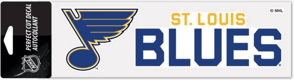 WinCraft St. Louis Blues Perfect Cut Decal product image
