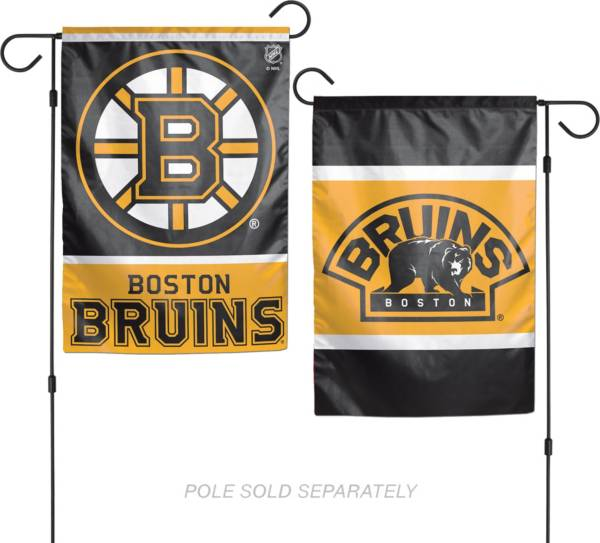 WinCraft Boston Bruins Garden Flag product image