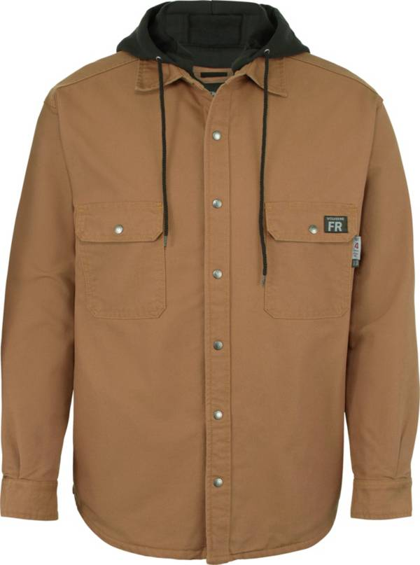 Wolverine Men's Fire Resistant Canvas Jacket product image