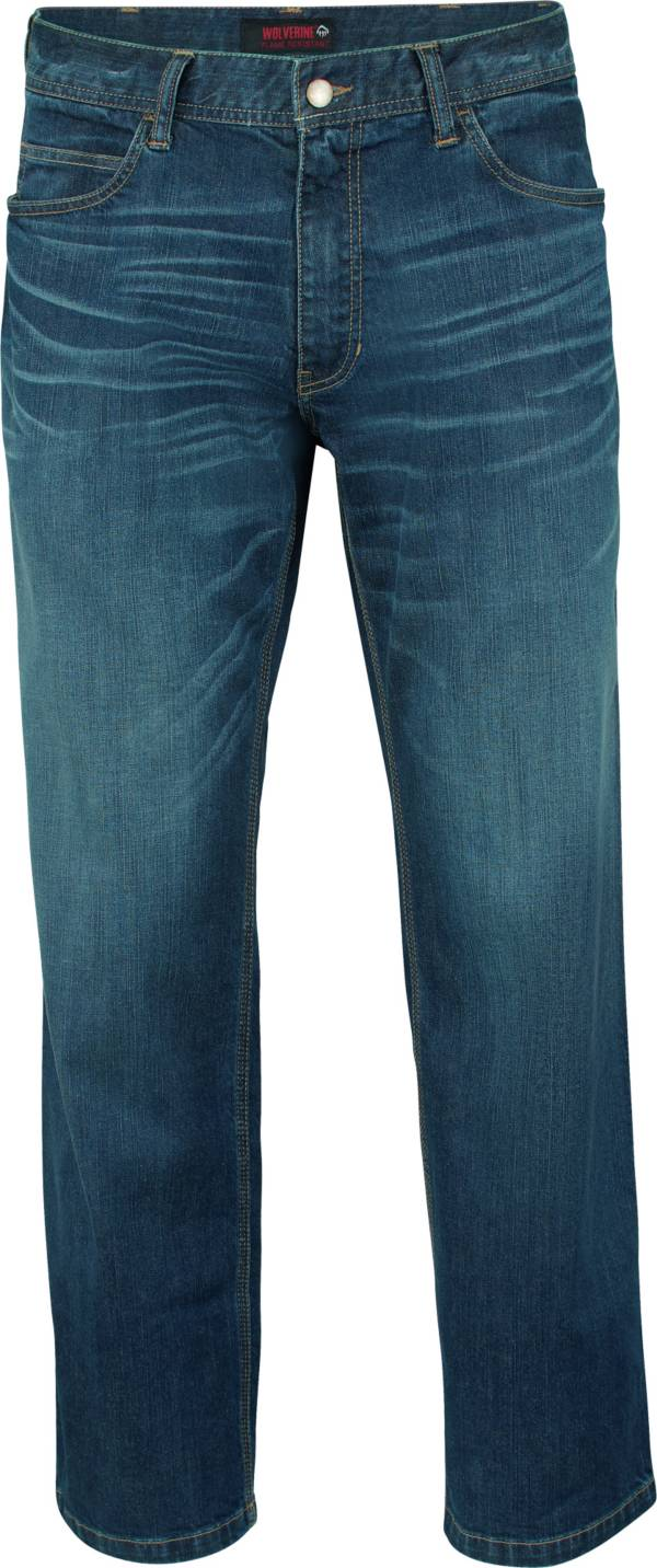 Wolverine Men's Flame Resistant Stretch Denim Pants product image