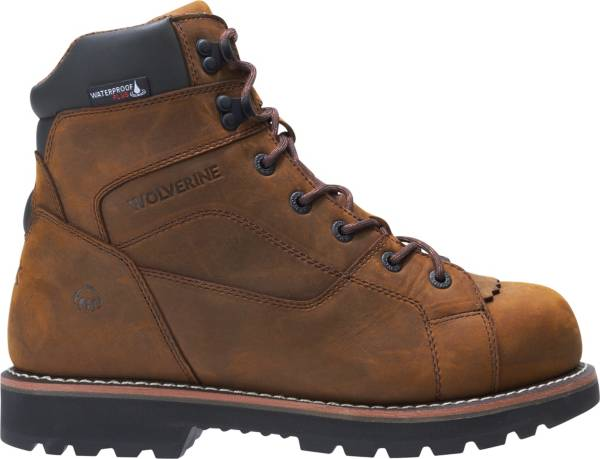 Wolverine Men's Blacktail 600g Waterproof Work Boots product image