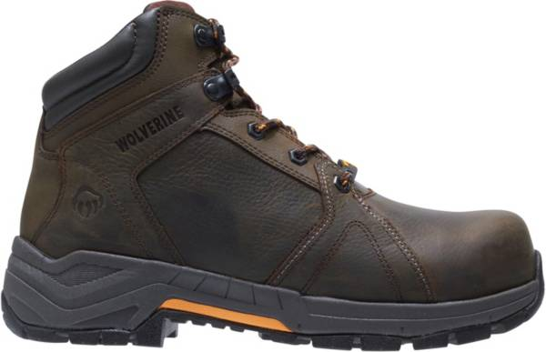 Wolverine Men's Contractor LX EPX 6'' Composite Toe Work Boots product image