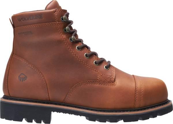Wolverine Men's Journeyman 6'' Waterproof Work Boots product image