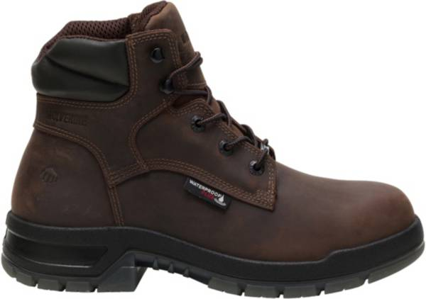 Wolverine Men's Rampart USA 6'' Waterproof Work Boots product image