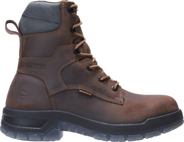 Wolverine Men's Rampart USA 8'' Waterproof Composite Toe Work Boots product image
