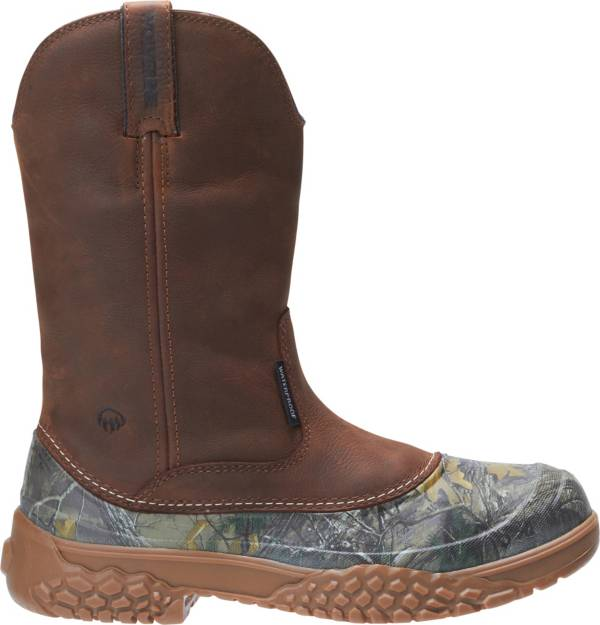 Wolverine Men's Yak 10'' Waterproof Field Hunting Boots product image