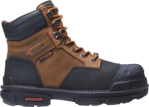 Wolverine Men's Yukon 6'' Waterproof Composite Toe Work Boots product image
