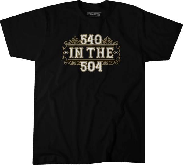 BreakingT Men's 540 In The 504 Black T-Shirt product image