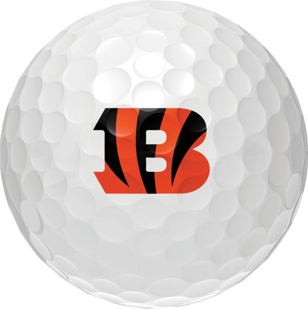 Wilson Staff Duo Soft Cincinnati Bengals Golf Balls product image