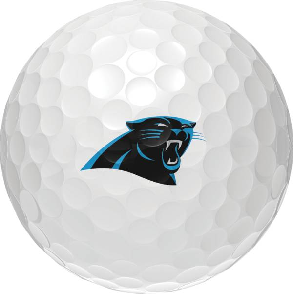 Wilson Staff Duo Soft Carolina Panthers Golf Balls product image