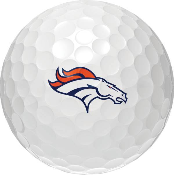 Wilson Staff Duo Soft Denver Broncos Golf Balls product image