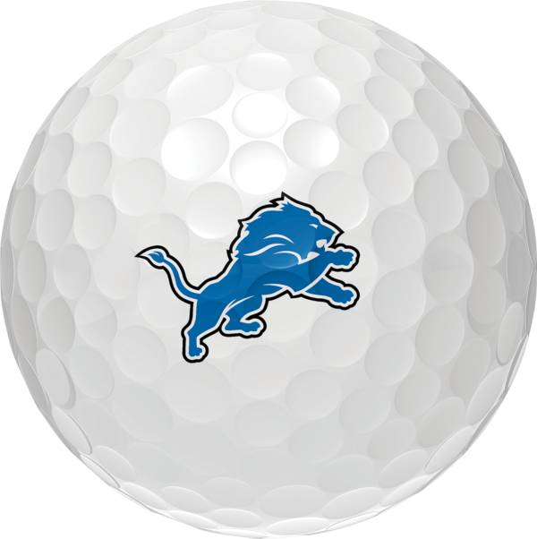 Wilson Staff Duo Soft Detroit Lions Golf Balls product image