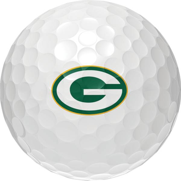 Wilson Staff Duo Soft Green Bay Packers Golf Balls product image