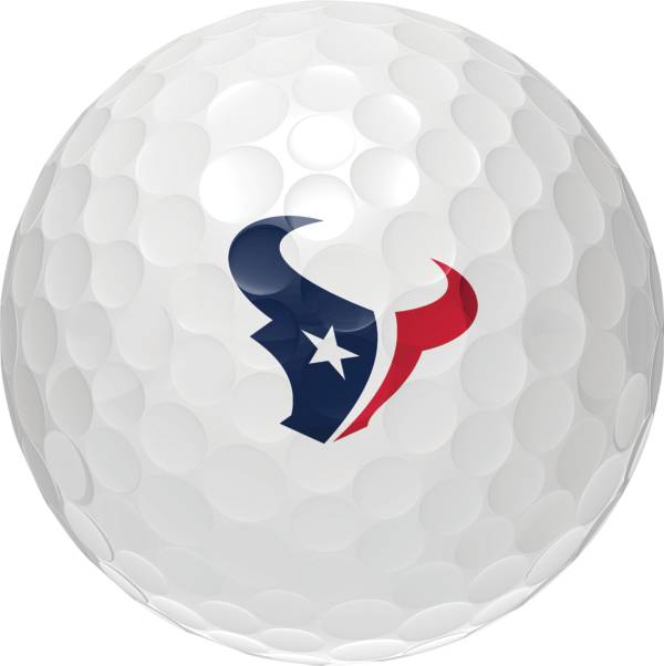 Wilson Staff Duo Soft Houston Texans Golf Balls product image