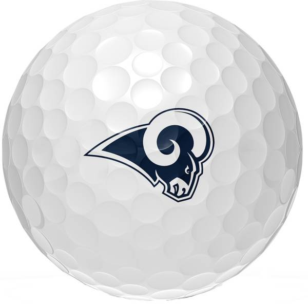 Wilson Staff Duo Soft Los Angeles Rams Golf Balls product image