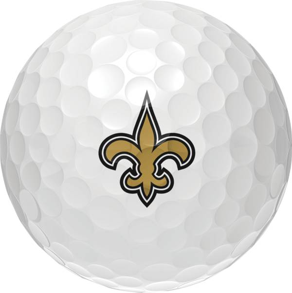Wilson Staff Duo Soft New Orleans Saints Golf Balls product image