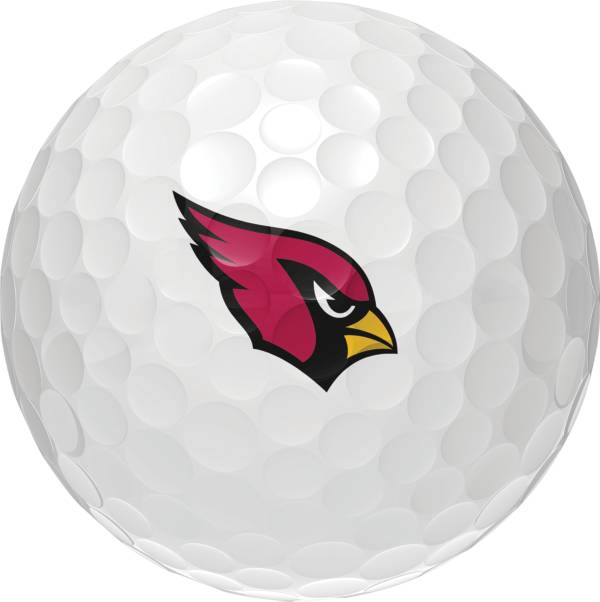 Wilson Staff Duo Soft Arizona Cardinals Golf Balls product image