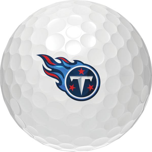 Wilson Staff Duo Soft Tennessee Titans Golf Balls product image