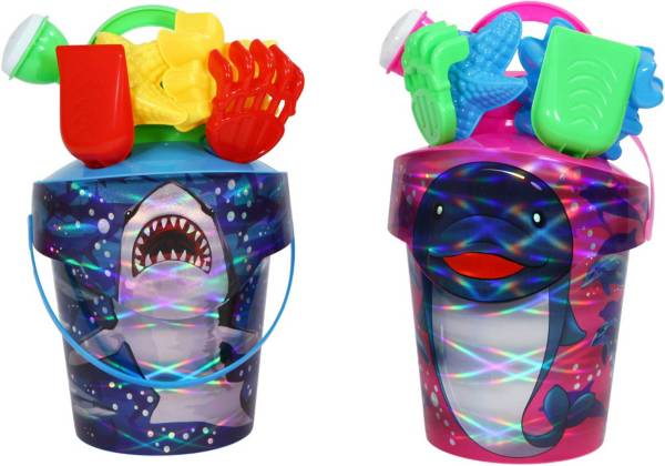 Stream Machine Shark/ Dolphin Bucket Set product image