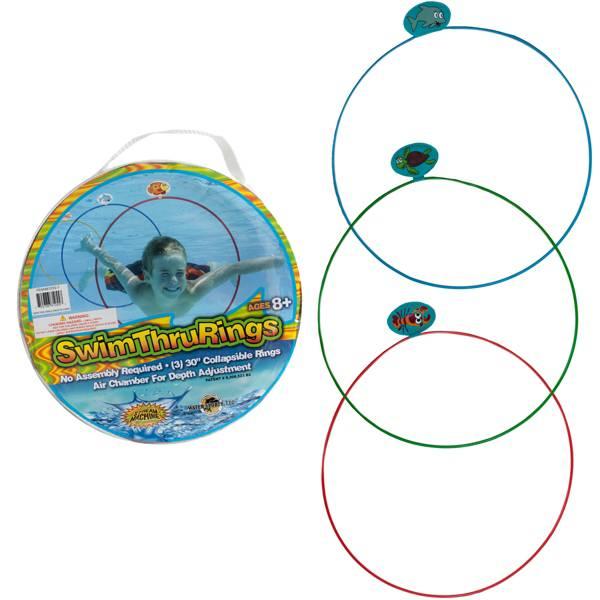 Water Sports Swim Thru Rings product image