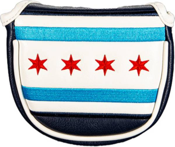CMC Design Chicago Mallet Putter Headcover product image