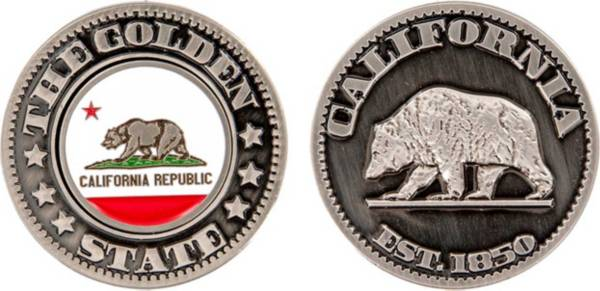 CMC Design California Collector Coin Ball Marker product image