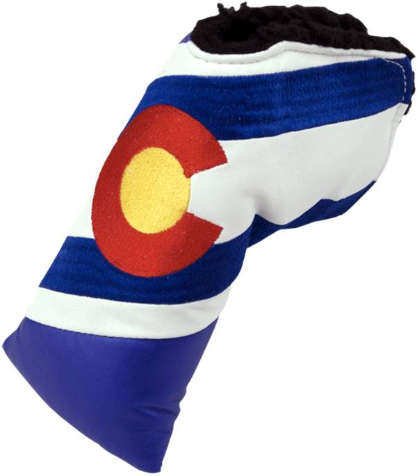 CMC Design Colorado Blade Putter Headcover product image